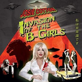 Josie Cotton - Invasion of the B-Girls LP