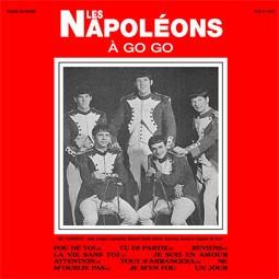 LES NAPOLEAONS - A Go Go LP