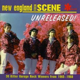V/A - New England Teen Scene Unreleased: 30 Killer Garage Rock Winners From 1965-1968 CD