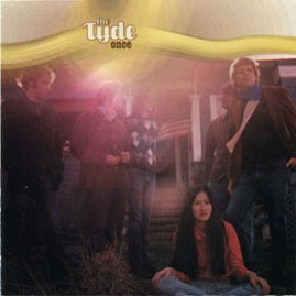 THE TYDE - Once CD