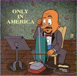 V/A - Only In America CD