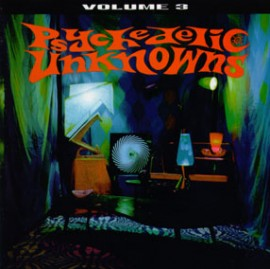 V/A - Psychedelic Unknowns Volume Three CD