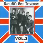 V/A - Rare &#39;60s Beat Treasures Volume Three CD