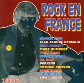 V/A - Rock En France Volume Three CD