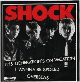 Shock + The Silencers CD