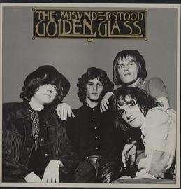 The Misunderstood - Golden Glass plus... CD