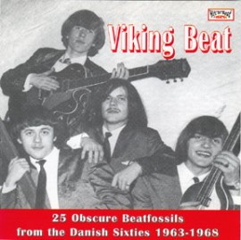 V/A - Viking Beat: 25 Obscure Beatfossils From The Danish Sixties 1963-1968 CD
