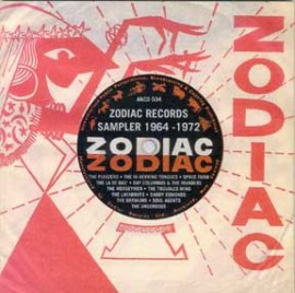 V/A - Zodiac Records Sampler 1964-1972 CD