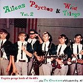 V/A - Aliens Psychos & Wild Things Volume Two CD