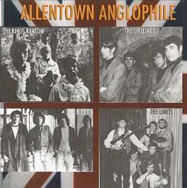 V/A - Allentown Anglophile CD