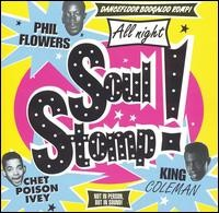 V/A - All Night Soul Stomp! Dancefloor Boogaloo Romp! CD