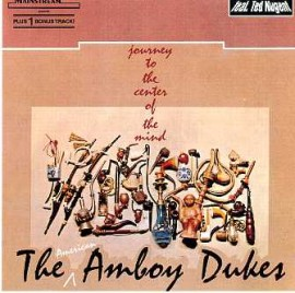 THE AMERICAN AMBOY DUKES - Journey To The Center Of The Mind CD