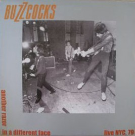 BUZZCOCKS - Another Razor In A Different Face LP