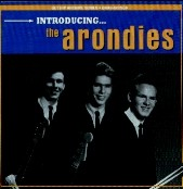 The Arondies - Introducing The Arondies CD