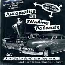 AUTOMATICS VS STINKING POLECATS EP