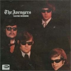 The Avengers - Electric Recording CD