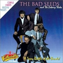 V/A - The Bad Seeds And The Zakary Thaks - A Texas Battle Of The Bands CD