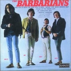 The Barbarians CD