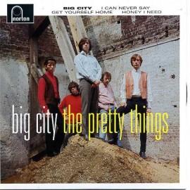 THE PRETTY THINGS - Big City EP