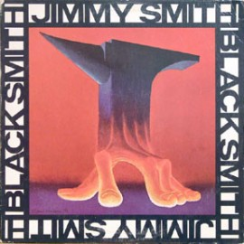 JIMMY SMITH - Black Smith LP