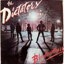 The Dictators - Bloodbrothers CD