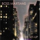 The Boss Martians - The Set-Up CD