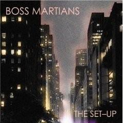 The Boss Martians - The Set-Up CD