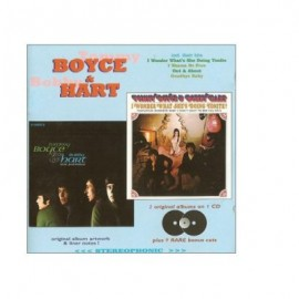 BOYCE & HART - The Albums Volume One CD