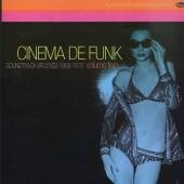 V/A - Cinema De  Funk: Soundtrack Grooves 1968-1976 Volume Two CD