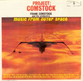 Frank Comstock - Music From Outer Space CD