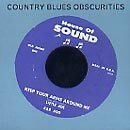 V/A - Country Blues Obscurities CD
