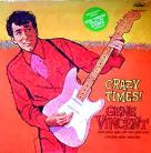 GENE VINCENT - Crazy Times LP