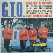 Ronny And The Daytonas - G.T.O./Best Of The Mala Recordings CD