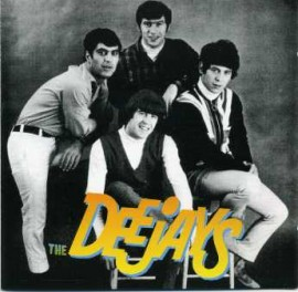 The Dee Jays - Dimples 1966 CD