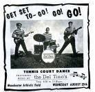 THE DEL-TINO'S - Go! Go! Go! / Ramrod
