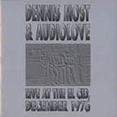 Dennis Most & Audiolove - CD