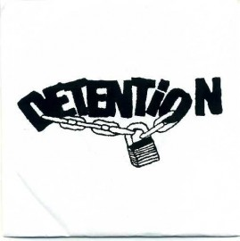DETENTION - Too Noisy (Live 1984) EP