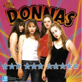 DONNAS / TOILET BOYS split single