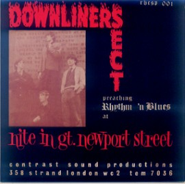 DOWNLINERS SECT - Nite At Gt. Newport Street