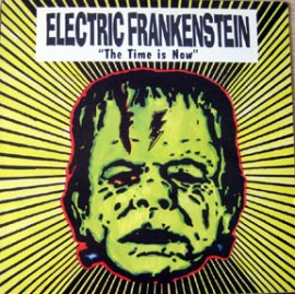 ELECTRIC FRANKENSTEIN - The Time Is Now LP
