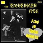 The Embermen Five - Fire In Their Hearts CD