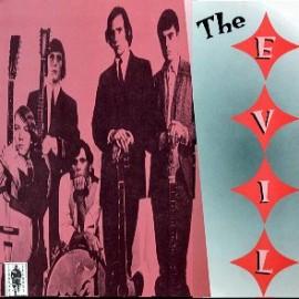 THE MONTELLS / THE EVIL split LP