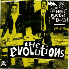 THE EVOLUTIONS - She's So Mean / Band Aid (The Trend)