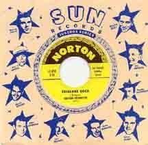 HAYDEN THOMPSON/ERNIE BARTON split single