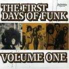 V/A - The First Days Of Funk Volume One CD