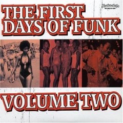V/A - The First Days Of Funk Volume Two CD
