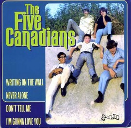 THE FIVE CANADIANS EP