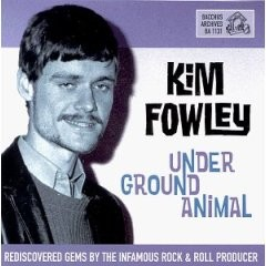KIM FOWLEY - Underground Animal LP