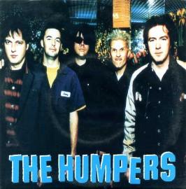 THE HUMPERS - Fucking Secretaries / Plastique Valentine