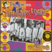 V/A - TONY THE TYGER PRESENTS FUZZ, FLAYKES, & SHAKES VOLUME ONE: 60 MILES HIGH CD